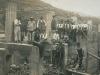 Marec 1940-stavanie žlebov